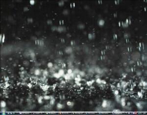 Falling Raindrops Gif WallyRainDropWaving gif