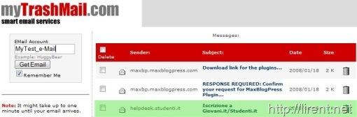 myspambox