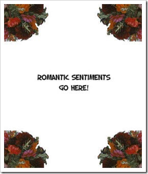 romantic-sentiments