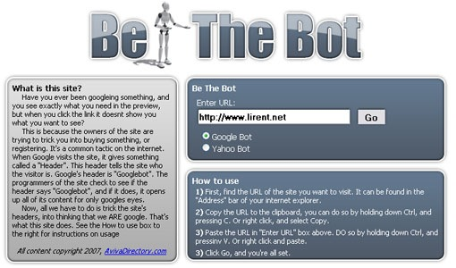 bot-website