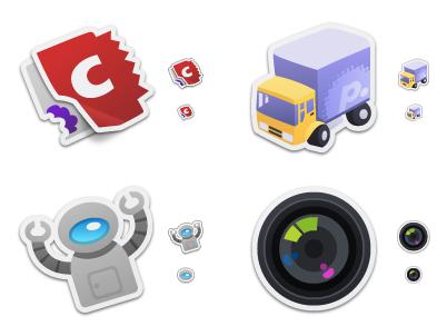 sticker-icon-pack