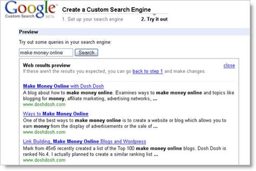 google-custom-search-make-money-with-google