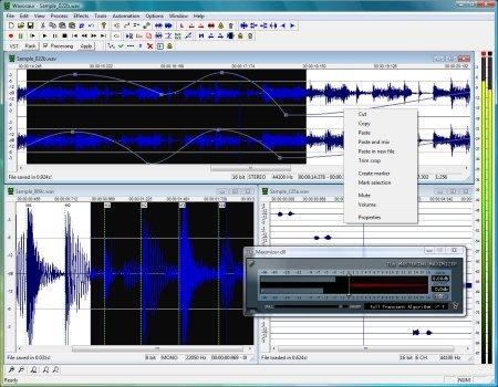wavosaur-free-audio-editor