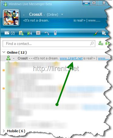 2012 download messenger live windows for windows vista free