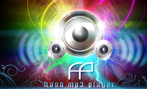 Flash MP3 Player-free-script-website-music