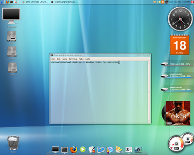 Vista-ubuntu-skin-custom-java-blue-windows-microsoft-linux