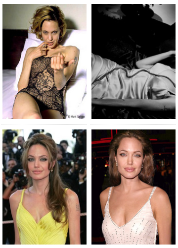 Celebitchy Did Angelina Jolie need to have a C