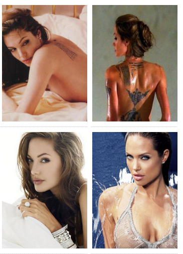 Hoax emails of naked Angelina Jolie cause 80 of