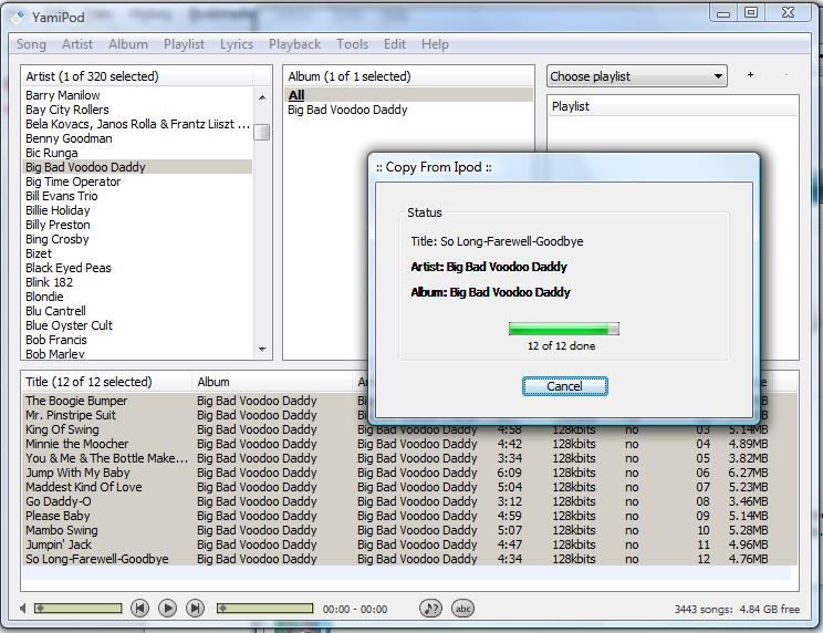 how to download music to ipod shuffle for free