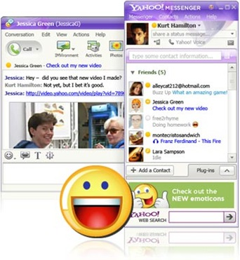 Yahoo! Messenger live 2009 - Download