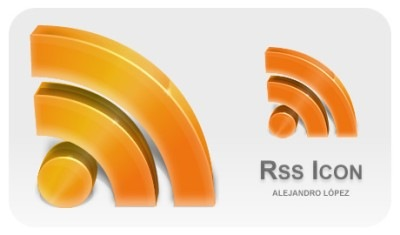 Nice Free RSS Icon - Feed