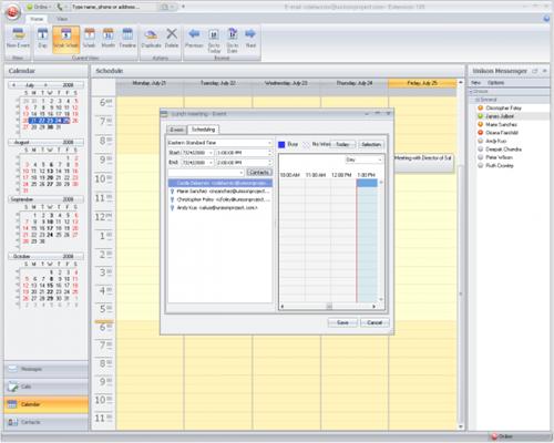 Desktop Calendar Scheduler : Free outlook like for ubuntu unison undercover