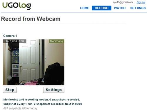 ugolog-recording