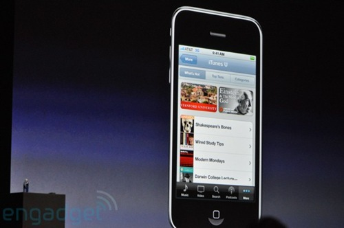 Apple WWDC Keynote iPhone 3Gs iPod Leopard Mac Snowwdc-2009-keynote-1391-rm-eng