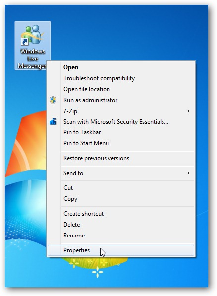 How to move Windows Live Messenger to System Tray in ...