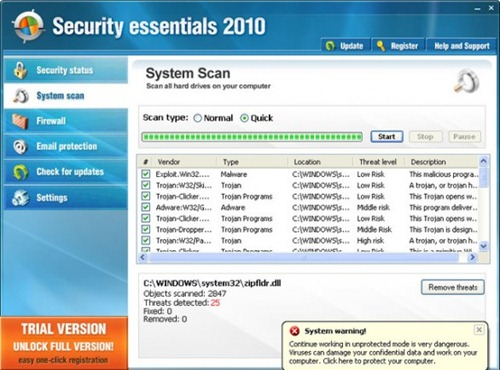 fakeinit_scan_result-antivirus-fake