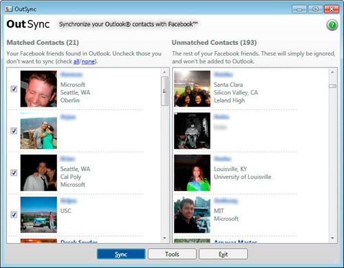 OutSync-outlook-facebook