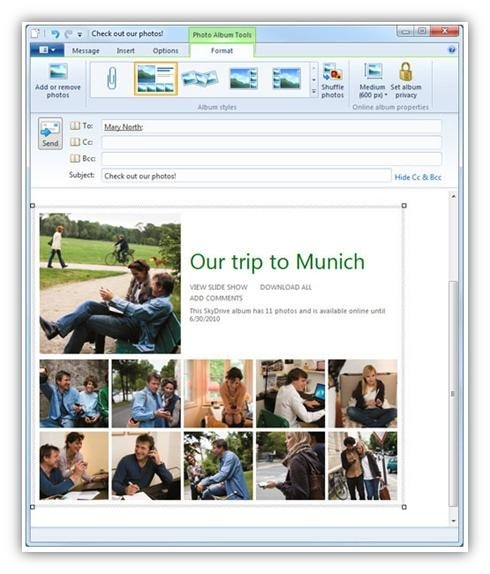 email-photo-album-free-download