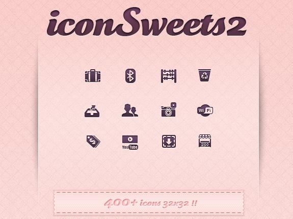 Free Icons - iconSweet2