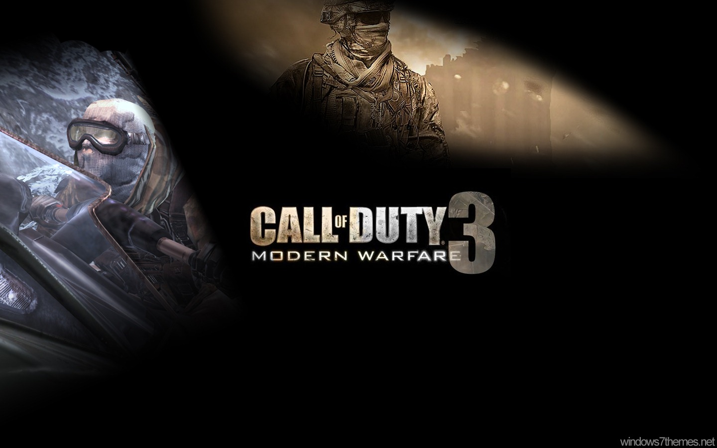 Call Of Duty Modern Warfare 3 Wallpaper Collection Undercover Blog