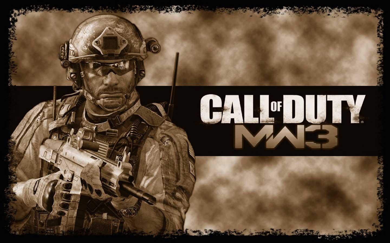 Call Of Duty Modern Warfare 3 Wallpaper Collection Undercover Blog
