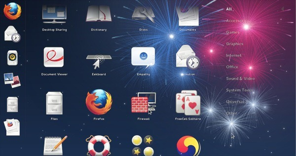 Fedora-17-GNOME-Live-CD-Screenshot