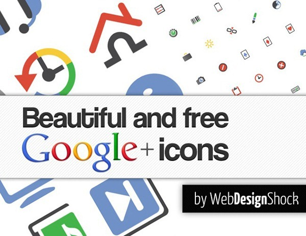 free-icons-google-plus-interface