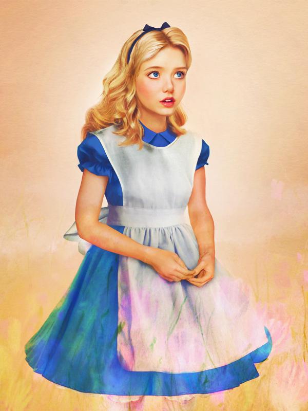 Alice – Alice in Wonderland
