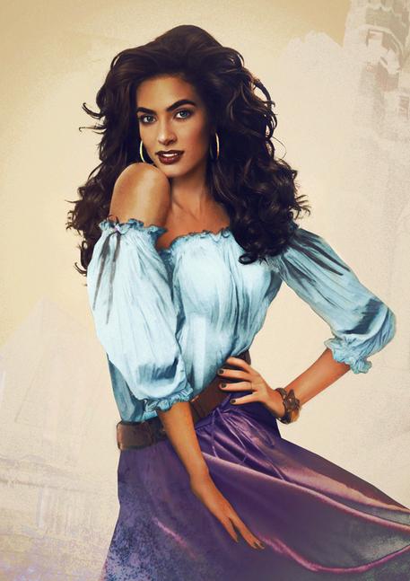 Esmeralda – The Hunchback of Notre Dame