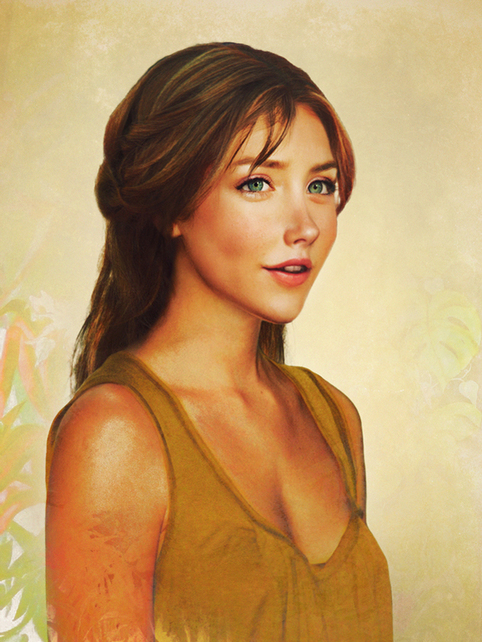Jane Porter – Tarzan