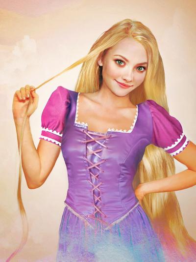 Rapunzel – Tangled