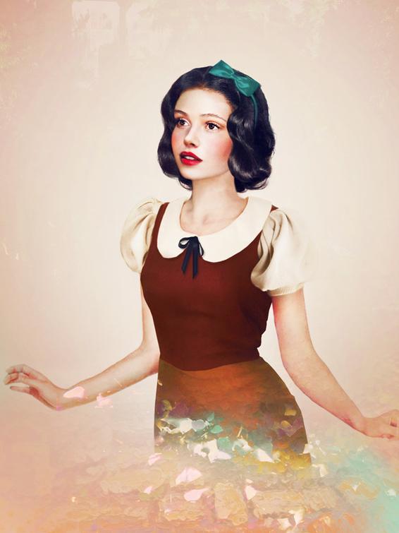 Snow White – Snow White and the Seven Dwarfs