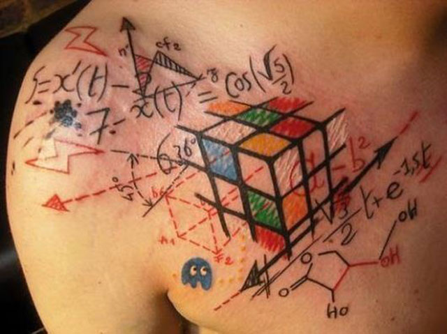 math-tattoo-designs