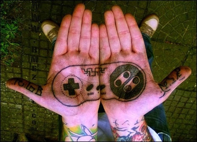 nintendo-tattoo-designs