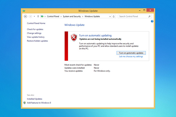 Windows Update Error 0x80070005 Solutions To Fix Error