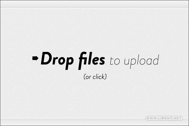 Drag-n-drop file-uploads-with-image previews