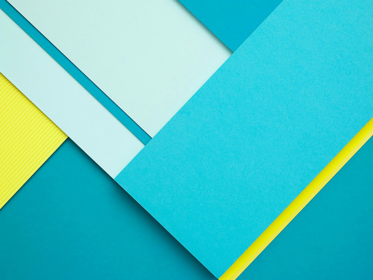 Android Lollipop Material Design Wallpaper 5
