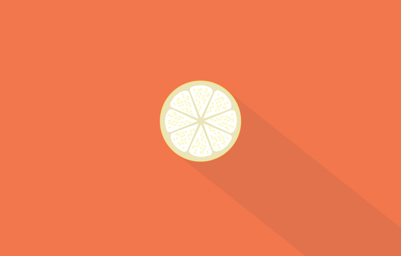 Android Lollipop  wallpapers  Idea LLime Orange